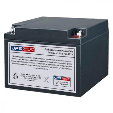 Hubbell 12-866 Battery