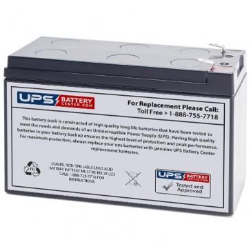 Panasonic UP-RWA1232P 12V 32W/Cell Battery