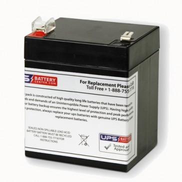 JYC GP3.5-12 F2 12V 3.5Ah Battery