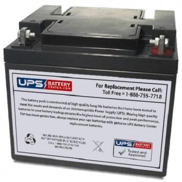 SES BT40-12 battery