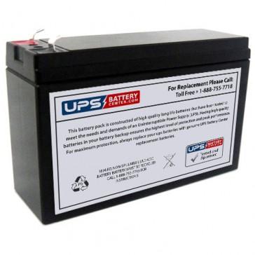 Q-Power QP12-5.5 12V 5.5Ah Battery
