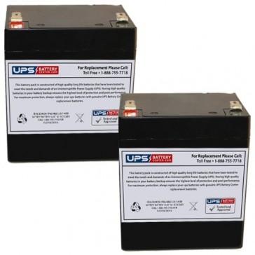 Liftkar PT-U Chair Lift Batteries