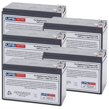 Unison MPS1200 Replacement Batteries