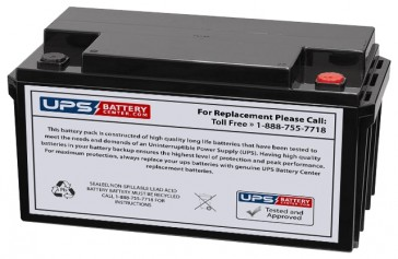 SeaWill LSW1270S F9 Insert Terminals 12V 70Ah Battery