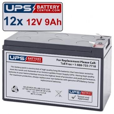 Liebert GXT2-72VBATT Batteries