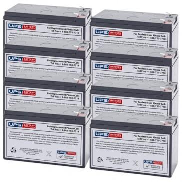 Unison Smart MPS2000 12V 9Ah Batteries