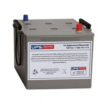 Simplex 2081-9279 12V 115.0Ah Battery