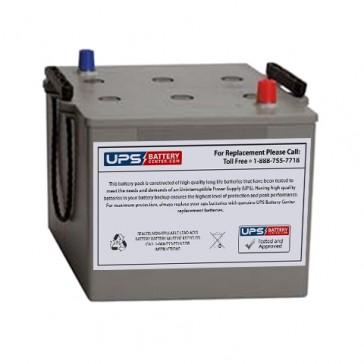 Simplex 12v110Ah 12V 115.0Ah Battery