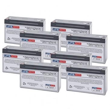 Topaz 32200R Battery