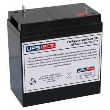 Vasworld Power GB6-42 6V 42Ah Battery