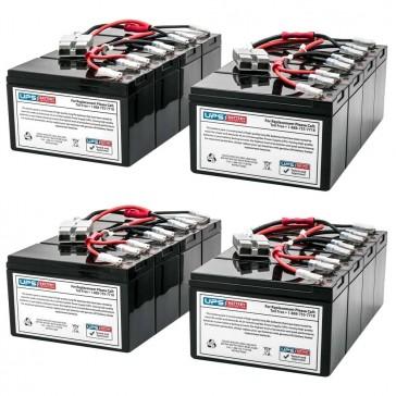 APC Dell Smart-UPS 5000VA RM 7U DL5000R5XLTXFMR Compatible Battery Pack