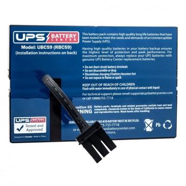 APC RBC59 Compatible Battery Pack