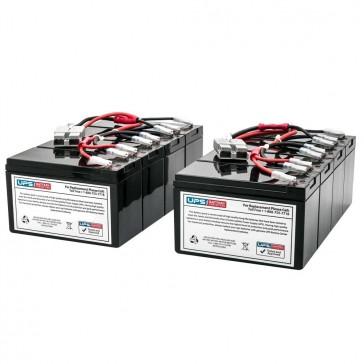 APC Smart-UPS 2200VA Rack Mount 3U SU2200R3X167 Compatible Battery Pack