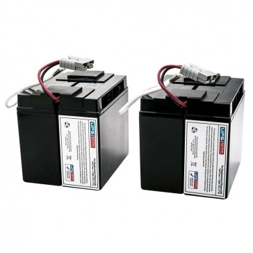 APC Smart-UPS 2200VA Shipboard SU2200X93 Compatible Battery Pack