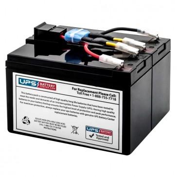 APC Smart-UPS 750VA SUA750I Compatible Battery Pack