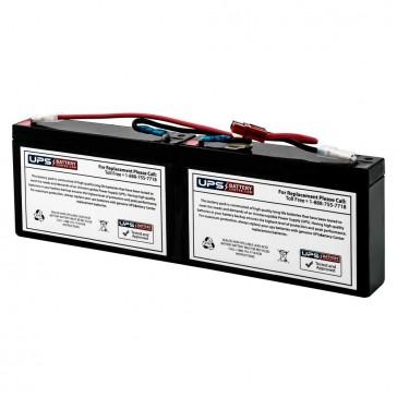 APC Smart-UPS SC 450VA RM 1U SC450RM1U Compatible Battery Pack