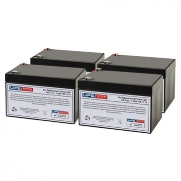 Belkin OMNIGUARD3200 Compatible Replacement Battery Set
