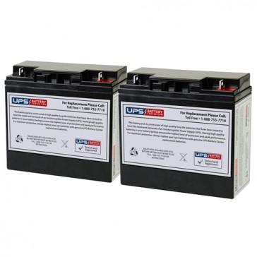 PSJ-4424 - DSR DC Power Source 4400 Jump Starter 12V 22Ah F3 Nut & Bolt Batteries
