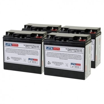 Eaton Powerware NetUPS SE 3000 Compatible Replacement Battery Set