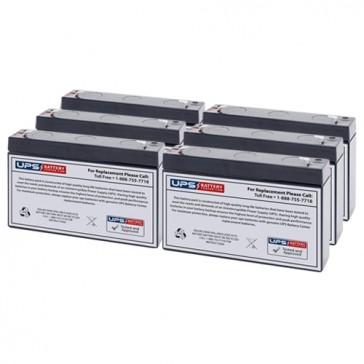 Liebert Powersure-PS3000RT2-120 Compatible Replacement Battery Set
