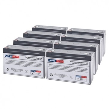 Liebert PS-2200RM Compatible Replacement Battery Set