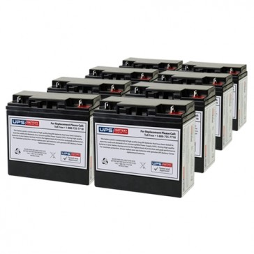 Liebert UD1400VA Compatible Replacement Battery Set