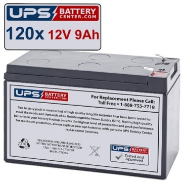Liebert Nfinity-12kVA Compatible Replacement Battery Set