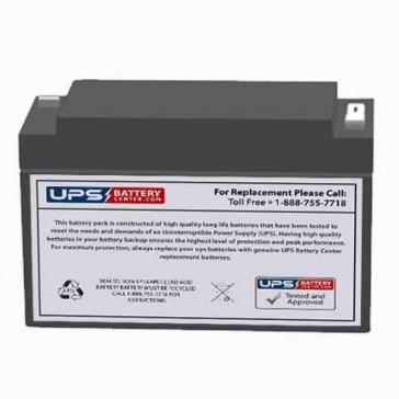 National NBG6-8 Battery