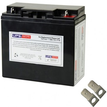 Power Patrol 12V 18Ah BSL1115 Battery with F2 Terminals