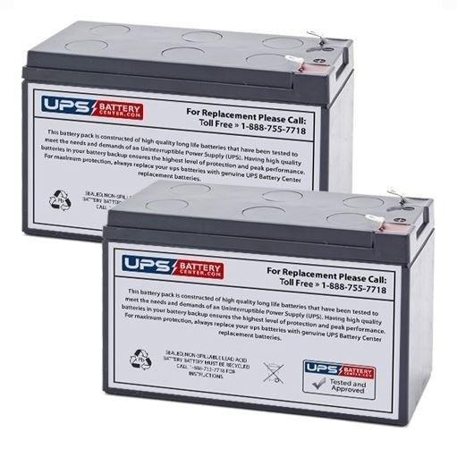 Razor Pocket Mod 24V 7Ah Replacement Batteries
