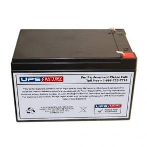 Kobe HF12-12 12V 10Ah Battery