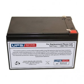 Palma PM10A-12 12V 10Ah Battery