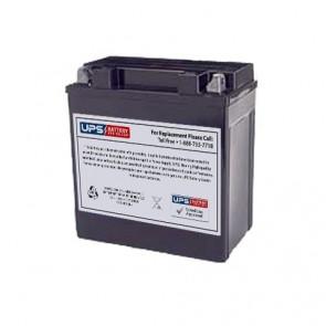 Westco 12V16-A2 Battery