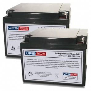 Cambridge Med Instruments A05 Patient Mobilizer Batteries