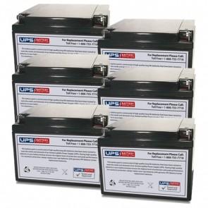 Deltec 2036 Batteries