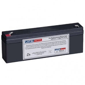 Motoma MS12V2.5 12V 2.5Ah Battery