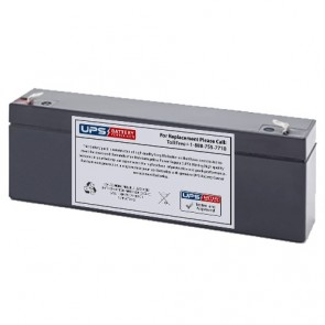 Infinity IT 2.6-12 12V 2.6Ah Battery