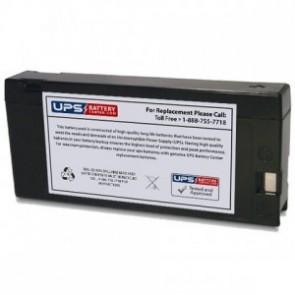 Sunlight SPA 12-2C 12V 2Ah Battery