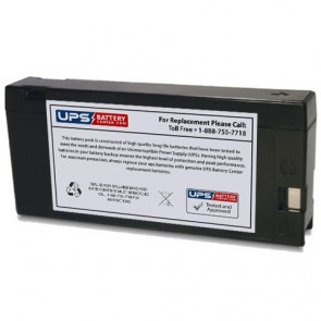 Koyosonic 12V 2Ah NP2-12A Battery with PC Terminals