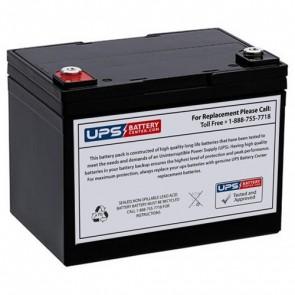 Alexander G12330 12V 32Ah Battery