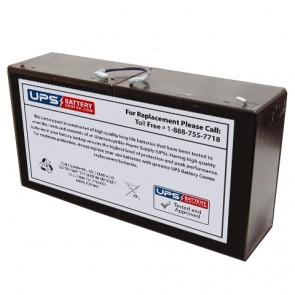 Simplex 112-047 12V 33.0Ah Battery