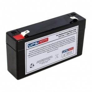 Weiboer GB12-4.5L 12V 4.5Ah Battery