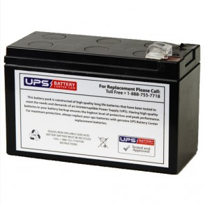 Kobe HV7-12 12V 8Ah Battery