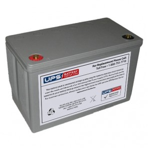 VCELL 12FT80 12V 80Ah Replacement Battery
