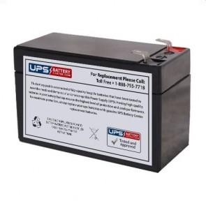 Marcal 3000 INFUSION PUMP 12V 1.3Ah Battery