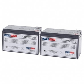 3M Healthcare Delphen Pump Controller 12V 7Ah Medical Batteries with F1 Terminals