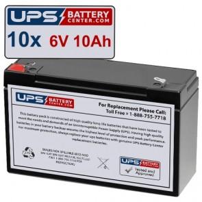 HP 0957-0069 Batteries