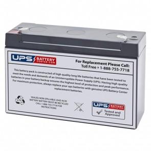 SES BT10-6 Battery