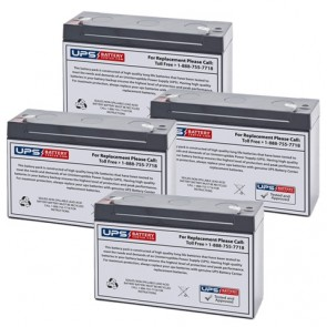 Safe 400A Batteries