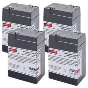 Arjo-Century SARA Plus Standing Aid Medical Batteries
